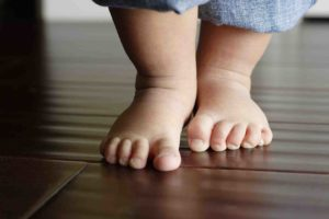 Foot orthodics for children